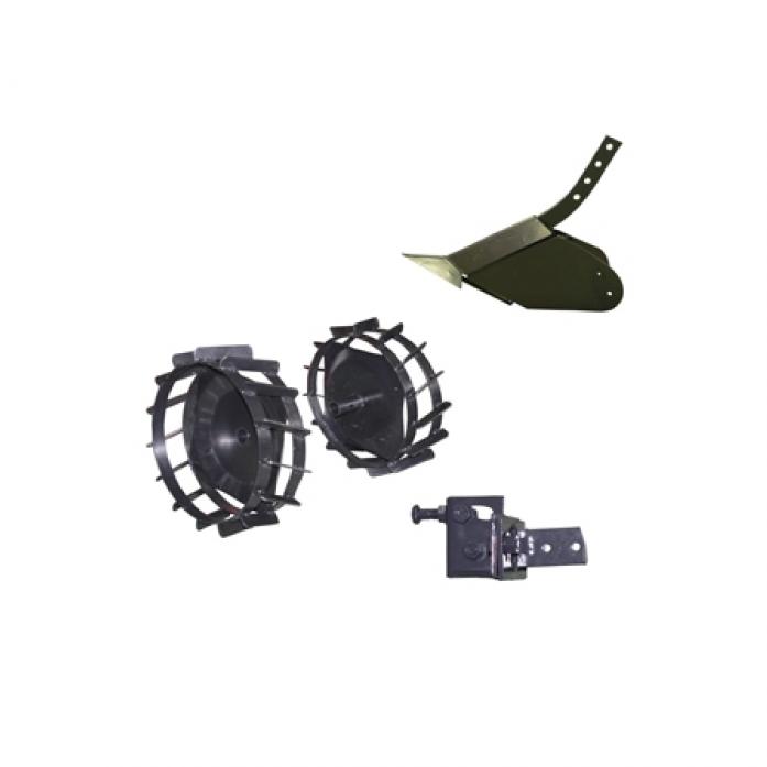 Комплект универсальный для культиваторов Craftsman (окучник, грунтозацепы, сцепка)