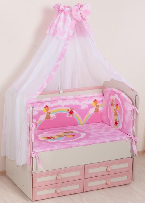 Комплект постельного белья Сдобина Арт. 59 розовый