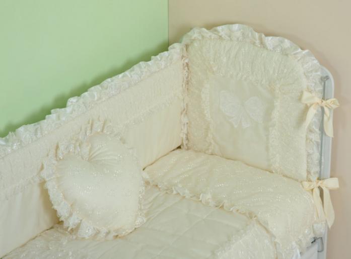 Комплект постельного белья Сдобина Нежность бежевый 69