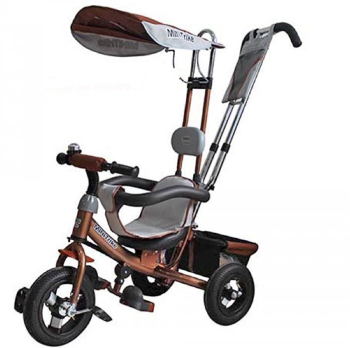 "Велосипед MARS ""10""""8"""" Mini Trike LT-950A Коричневый"""