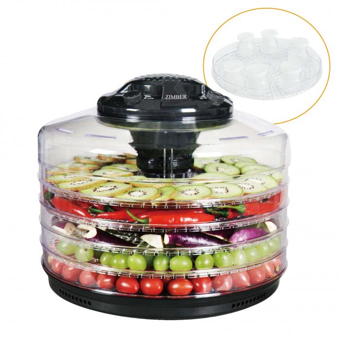 Сушилка для овощей ZIMBER ZM-11026