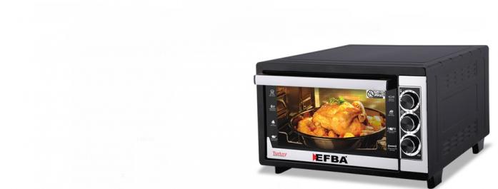 Мини-печь EFBA 6003 черный