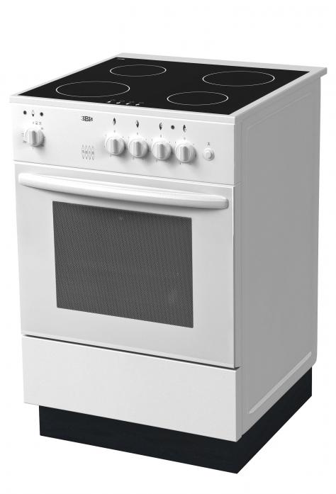Электрическая плита ЗВИ 5010 Белая