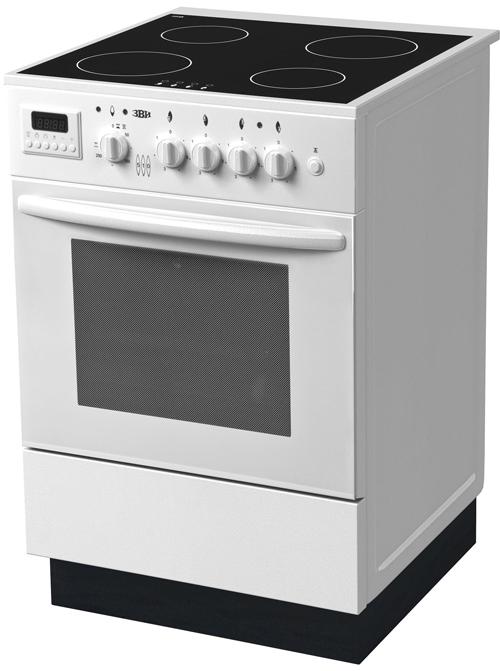 Электрическая плита ЗВИ 510 Белая