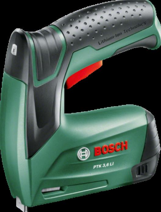 Аккумуляторный степлер Bosch PTK 3.6 LI 0603968120