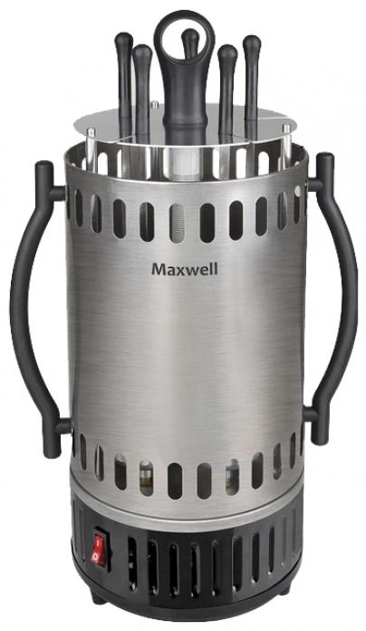 Шашлычница Maxwell MW-1990(ST)