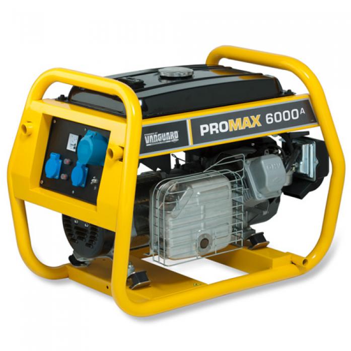 Генератор Briggs&Stratton PROMAX 6000A