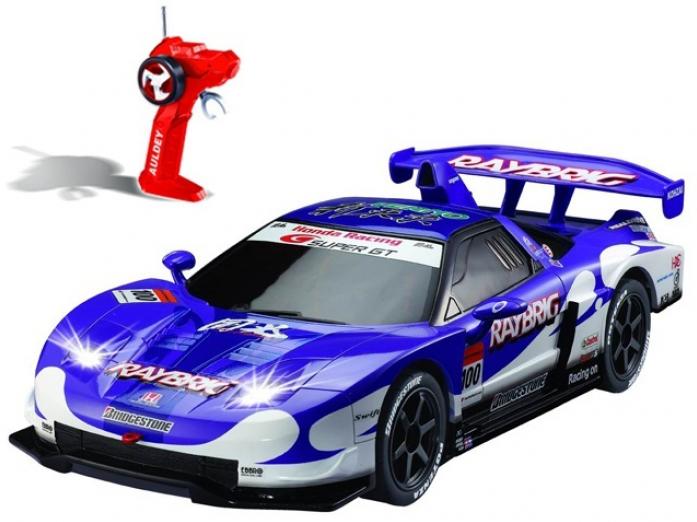 Машина на радиоуправлении Auldey 1: 28 HONDA NSX SUPER GT LC296620-6