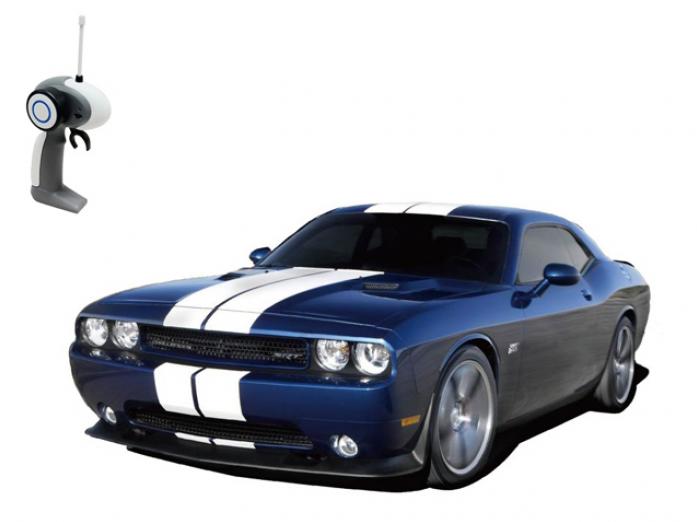Машина на радиоуправлении Auldey 1: 16 Dodge Challenger LC258880-6