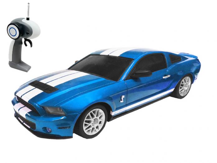 Машина на радиоуправлении Auldey 1: 16 Ford-Mustang_Shelby LC258870-6