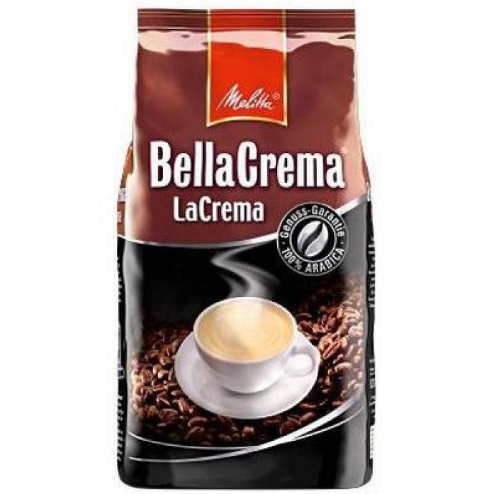 Кофе Melitta в зернах BC La Crema, 1кг (1810)