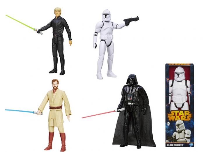 Фигурка Hasbro Титаны: герои Звездных Войн Star Wars A0865E35