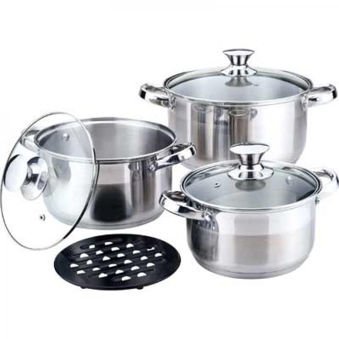 Набор посуды Bekker BK-1250