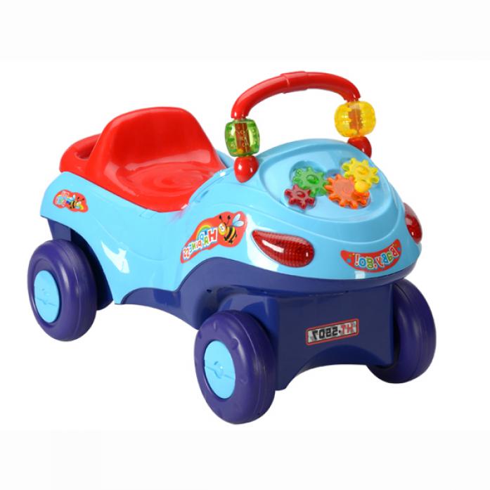 Каталка Toysmax Марсоход 5507 голубой