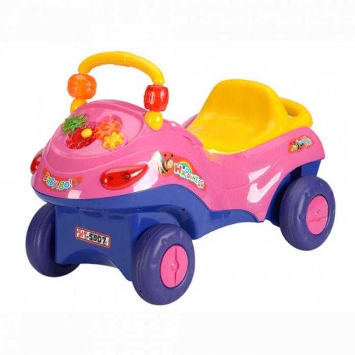 Каталка Toysmax Марсоход 5507 розовый