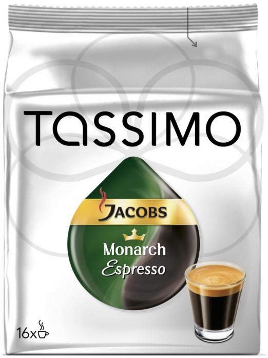 Кофе Tassimo Эспресcо