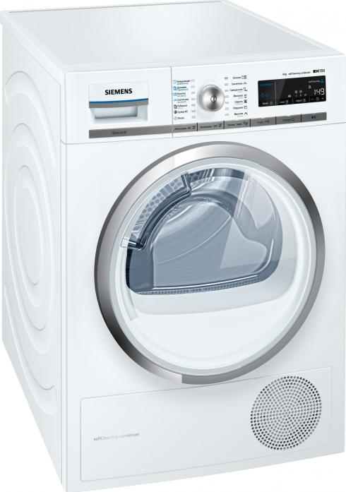 Сушильная машина Siemens WT 45W560
