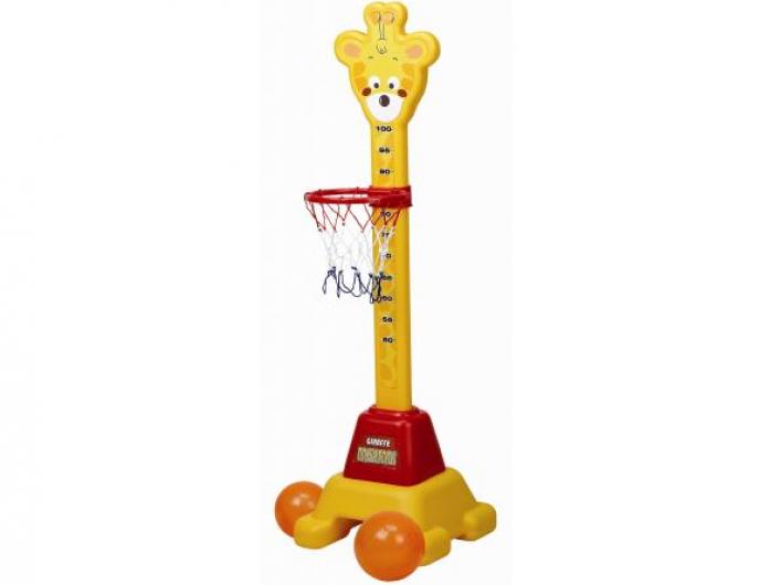 Баскетбольная стойка Edu-Play Жираф KU-1503