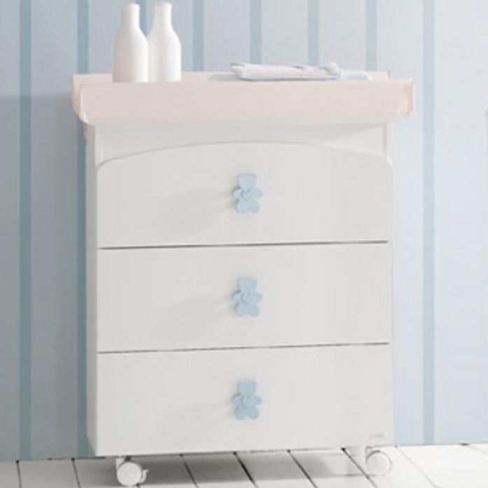 ����� Mibb Soft Bianco/Azzuro BG401RAZ (3 �����)