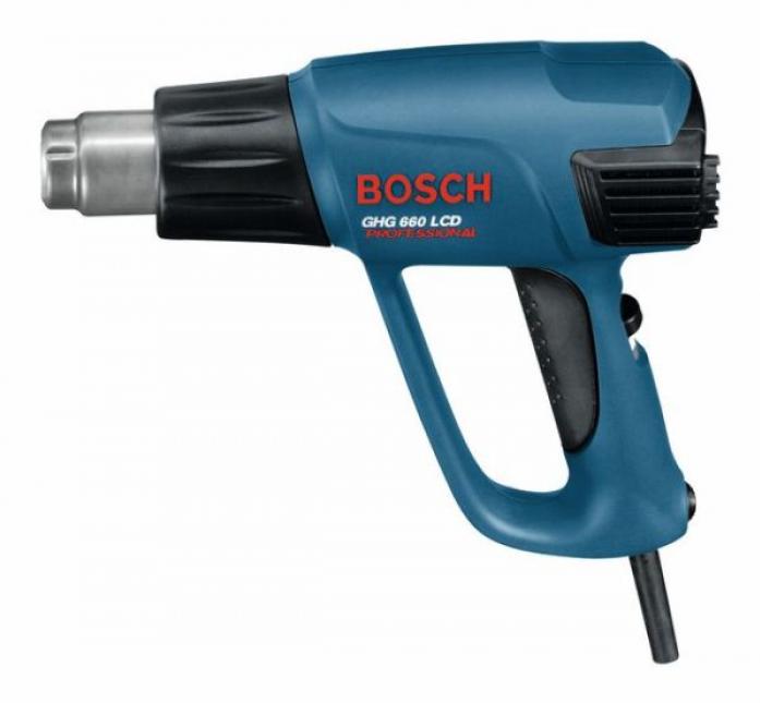 Термопистолет Bosch GHG 660 LCD 0601944703