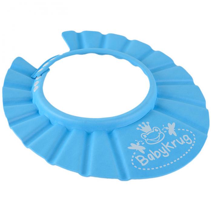Козырек для купания Baby-Krug Голубой