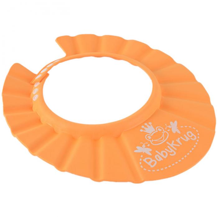 Козырек для купания Baby-Krug Оранжевый