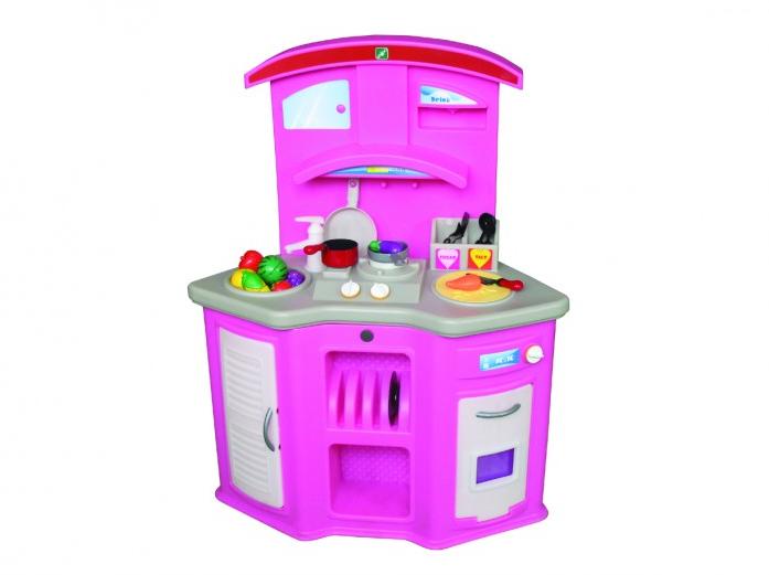 Кухня Lerado LAH-706 розовая