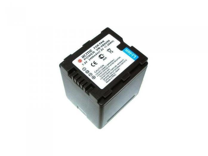 Аккумулятор ACMEPOWER AP-VBN-260