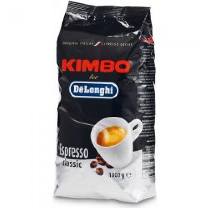 Кофе Kimbo 100% Classic Delonghi 1kg