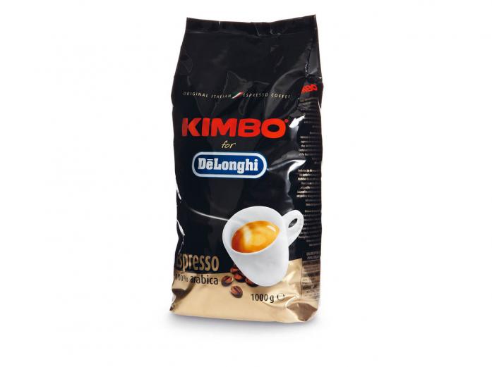 Кофе Kimbo Espresso 100% Arabica 1kg