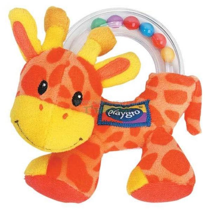 """Погремушка Playgro """"Жираф"""" (0110492)"""