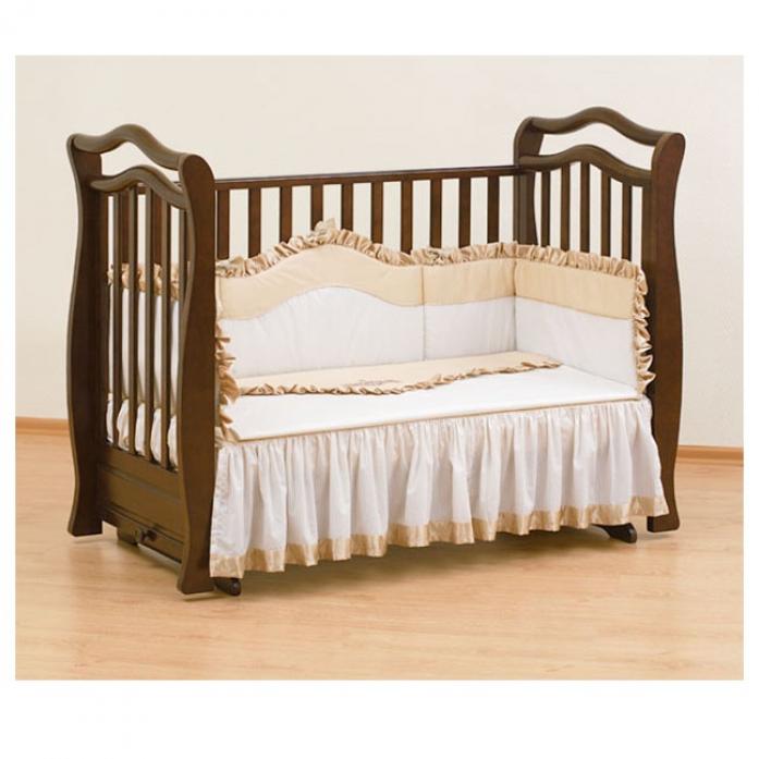 Кровать Giovanni Magico Caramel GB1088