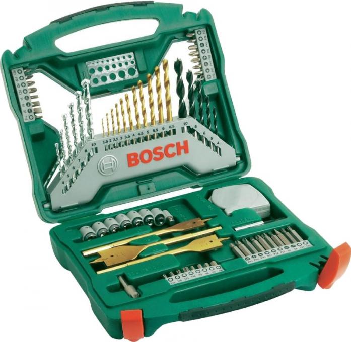 Набор принадлежностей Bosch X-Line-70 2607019329