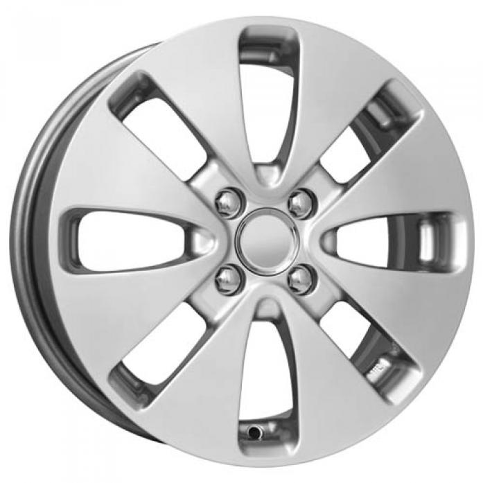 Колесные диски K&K КС582 (15_RIO) 6x15/4x100 D54.1 ET48 платинум черный