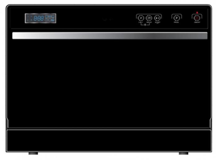 Настольная посудомоечная машина DeLonghi DDW05T SAPHIRE