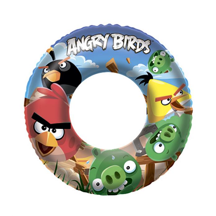 Круг BestWay Angry Birds 96102B 56см