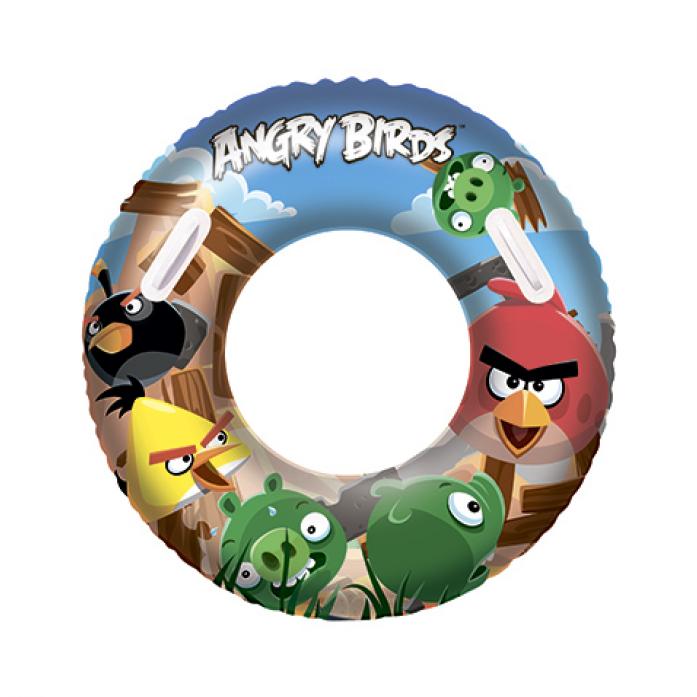 Круг BestWay Angry Birds 96103B 91см