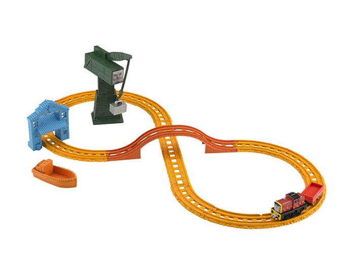 Набор Mattel Салти и Крэнки на причале Серия Коллекция BHR95