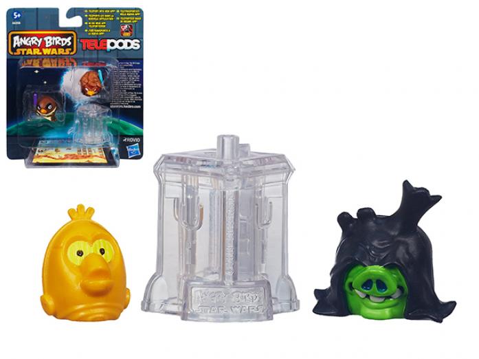 Фигурка Hasbro Star Wars Angry Birds TelePods 6058E27А