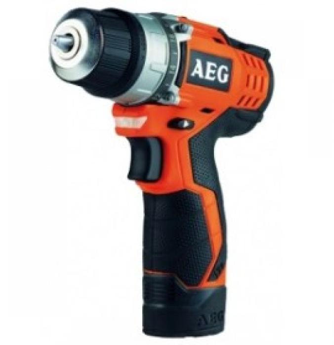 Дрель Aeg Compact BS 12C2 LI-202С 443916