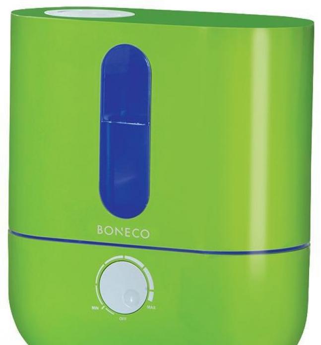 Увлажнитель воздуха Boneco Air-O-Swiss U201A green/зеленый