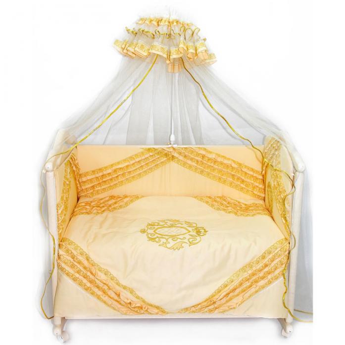Комплект постельного белья Bombus Виконт 1543 бежевый