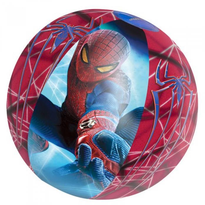 Мяч надувной BestWay 98002 Спайдермен 51см
