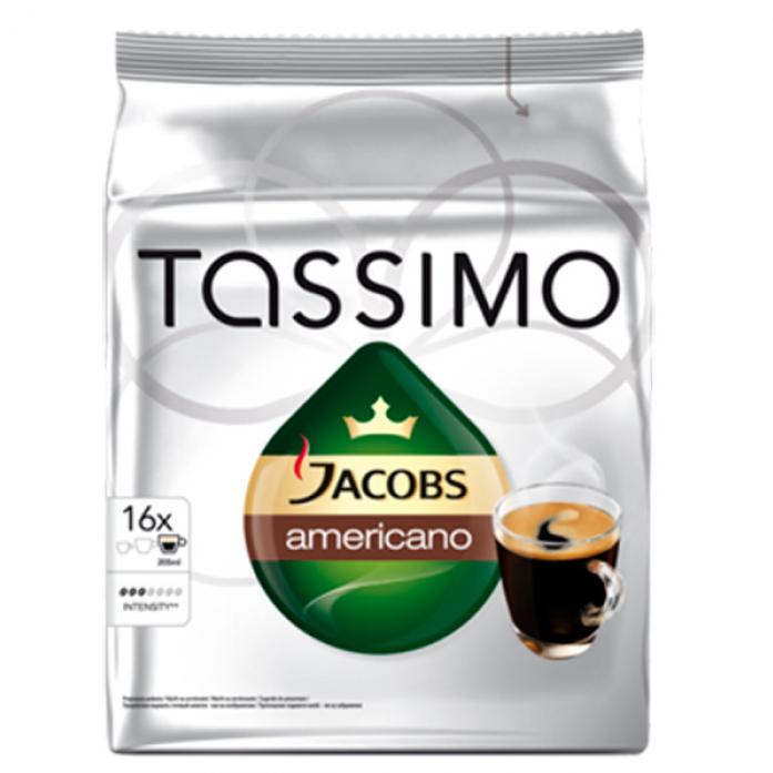 Кофе Tassimo Jacobs Американо