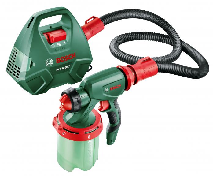 Краскопульт Bosch PFS 3000-2 0603207100