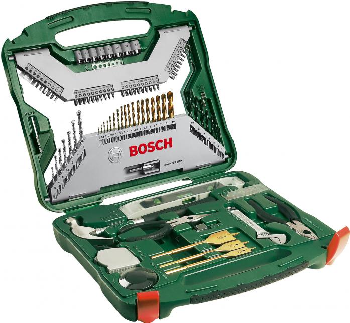 Набор принадлежностей Bosch X-Line-103 2607019331