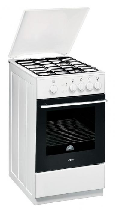 Газовая плита Mora PS143MW белый