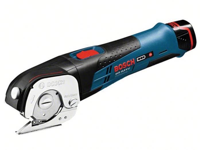 Аккумуляторные ножницы Bosch GUS 10,8 V-LI 0.601.9B2.904