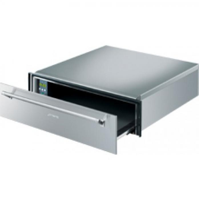 Встраиваемый шкаф для подогрева посуды Smeg CT15X
