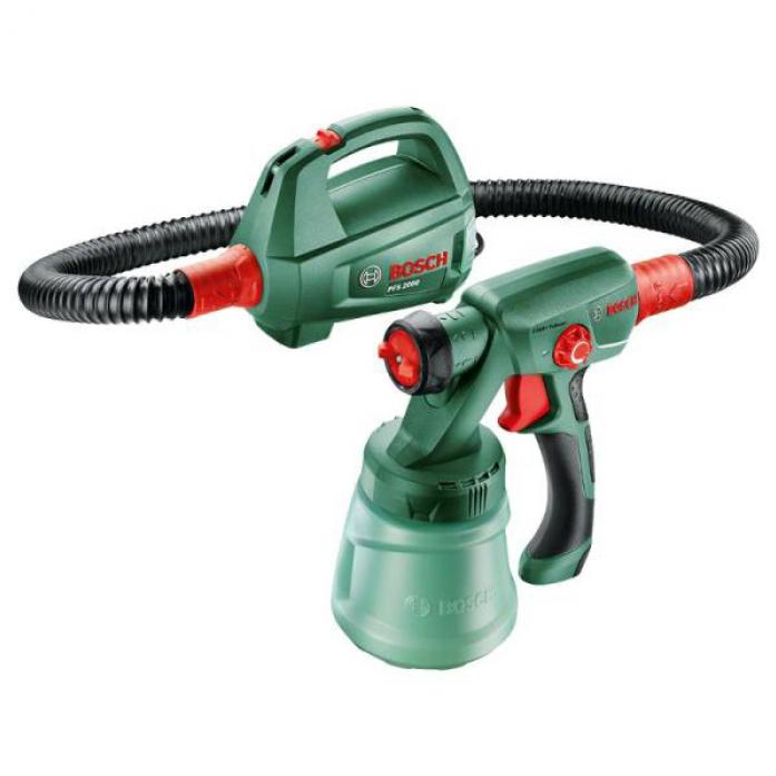 Краскораспылитель Bosch PFS 2000 0.603.207.300